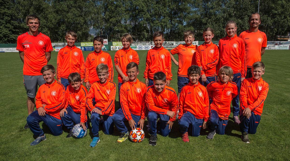 SC Leogang U12
