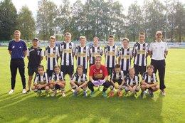 U16 - 4 : 2 - Sieg gegen Mittersill