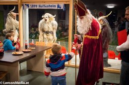Nikolausfeier am 30.11.2014