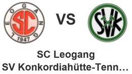 SC Leogang - SV Konkoridiahütte-Tenneck 1 : 0 (0 : 0)
