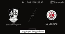 USC Saalbach-Hinterglemm - SC Leogang