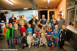 Nikolausfeier U8 und U10 am 30.11.2014